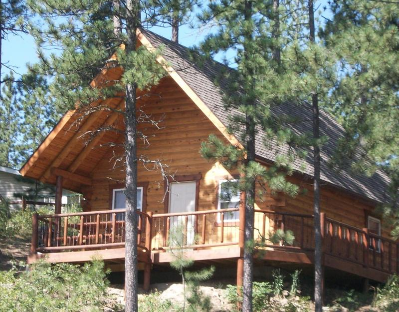 custer vacation cabin cabins sd hills for br pin vrbo rent in rustic black rental
